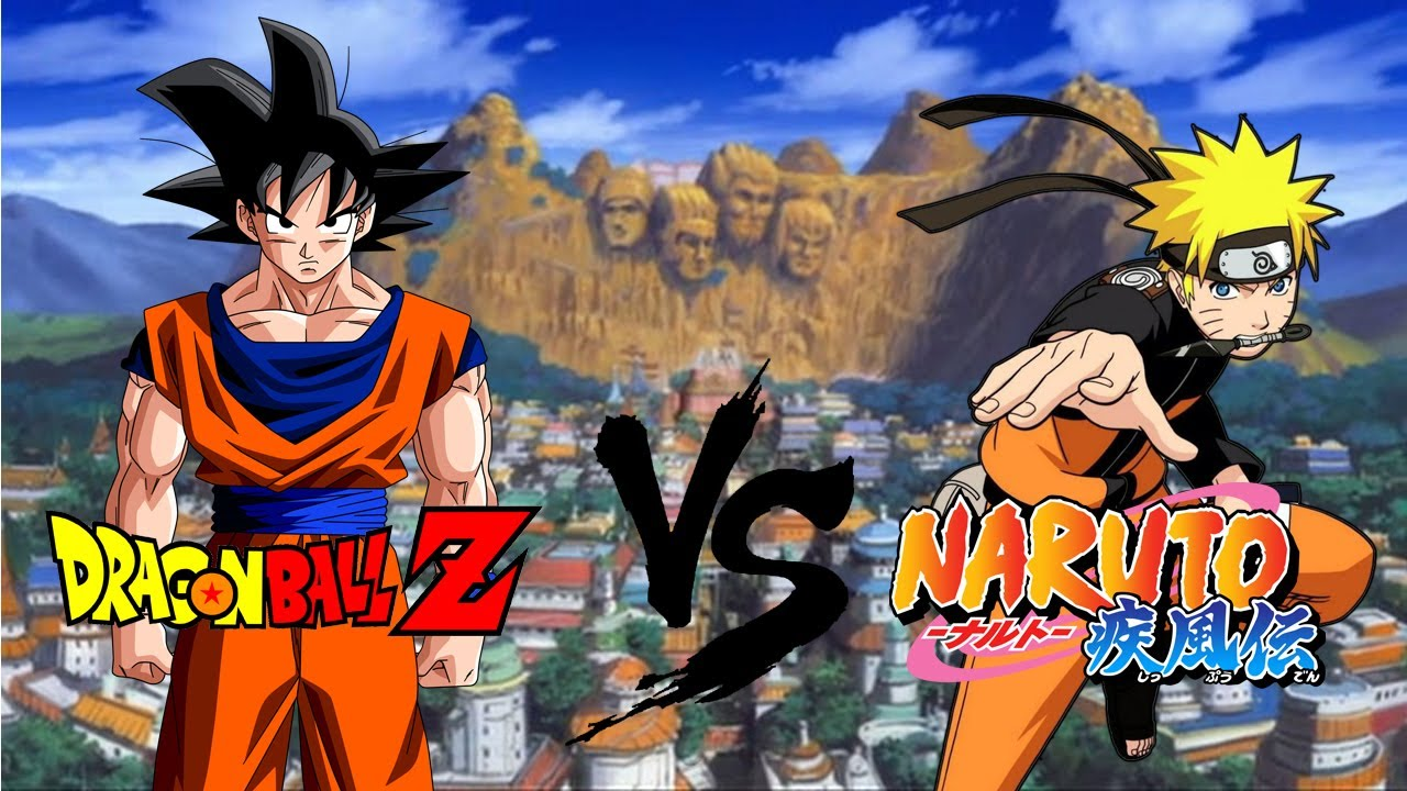 J stars victory vs dragon ball z vs naruto shippuden - Naruto and dragonball z ...