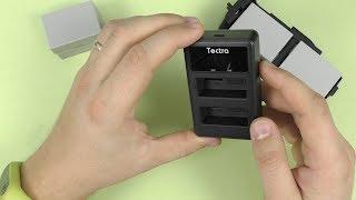 Tectra LP-E8 + USB зарядка для Canon EOS 650D ► мнение-обзор
