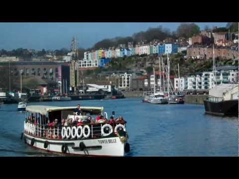 Visit Bristol....a British Gem of a City !