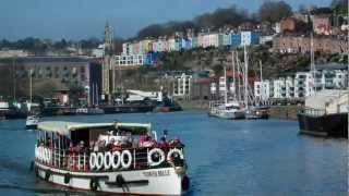 Visit Bristol....a British Gem of a City !