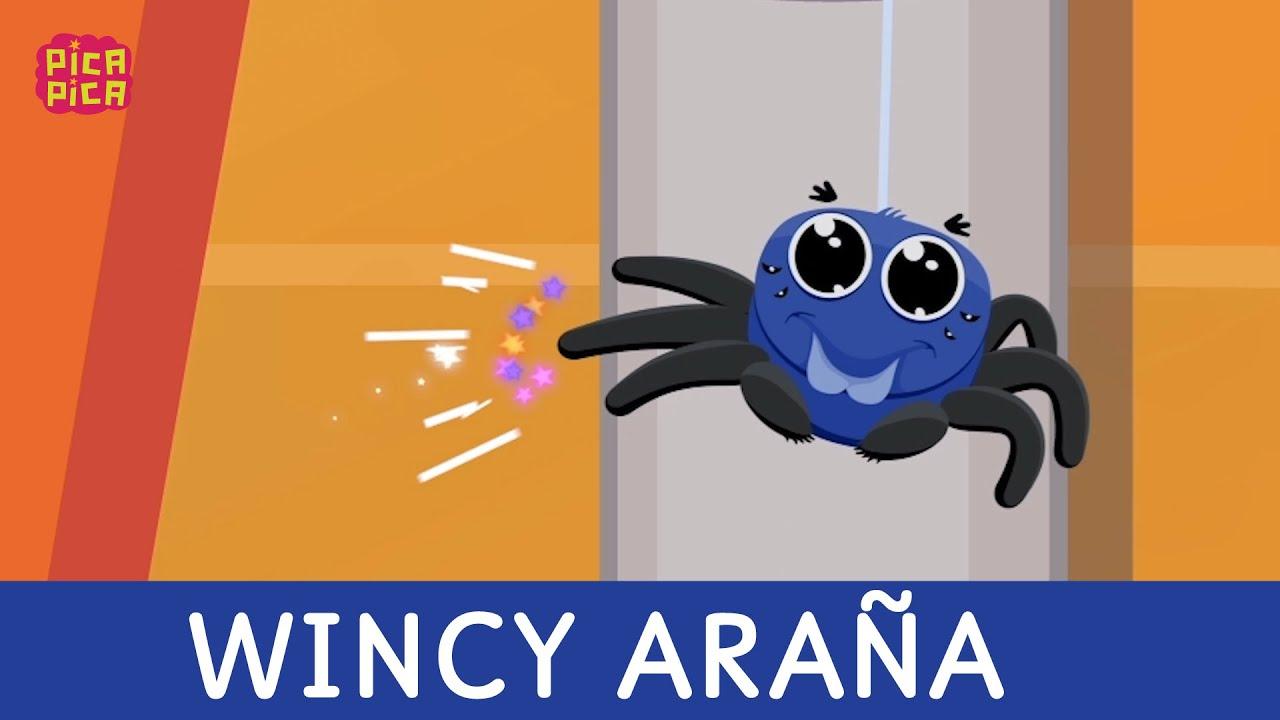 Pica-Pica - Wincy Araña (Videoclip Oficial)