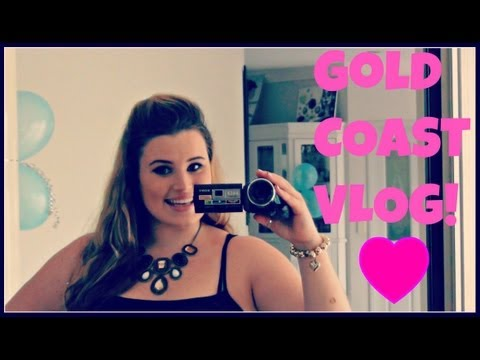 Gold Coast Vlog 1 ~ Airport, Target, Kmart, Ripley's Believe it or not, etc!