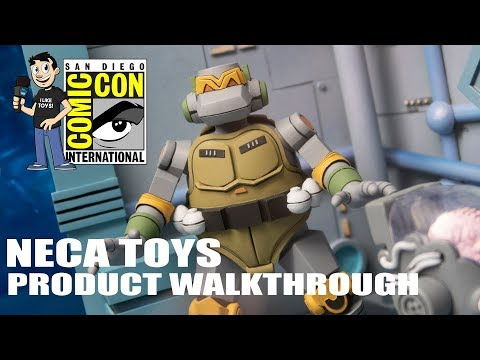 NECA Toys Product Walkthrough At San Diego Comic Con 2019