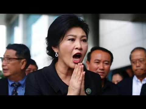 Yingluck trial: Ex PM 'flees Thailand' ahead of verdict