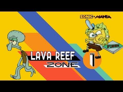 Krusty Reef Pizza Zone