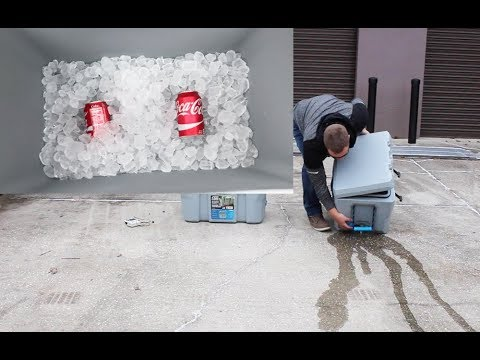 Should You Drain The Water From Your Cooler? Draining VS Retaining Ice Melt In A Cooler