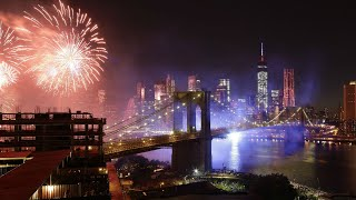Macy's 4th of July fireworks to launch from Brooklyn Bridge