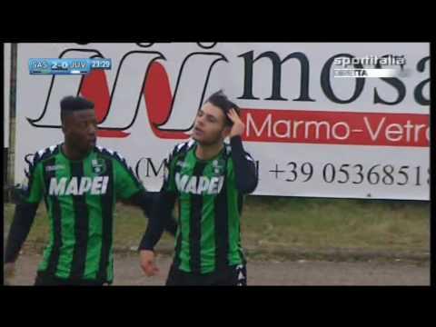 PRIMAVERA: Sassuolo - Juventus 4-2