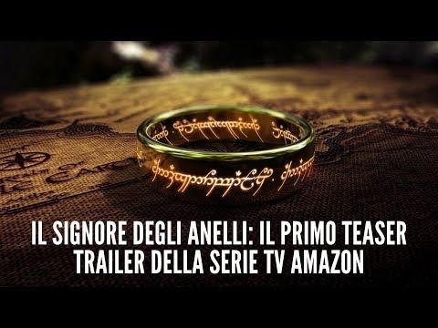 Il Signore degli Anelli: il primo teaser trailer della serie tv Amazon!