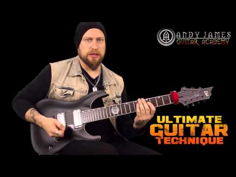 Ultimate Guitar Technique Live & Interactive Course with Andy James