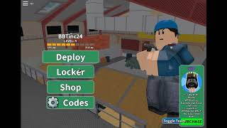 A New Game!!! (Arsenal(Roblox))