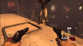 Black ops 2:Zombies Tranzit Multiplayer Gameplay (part1)