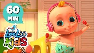 Looby Loo - Educational Songs for Children   LooLoo Kids