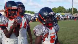 10u playoffs Ravens GOON SQUAD vs Miami Gardens Chiefs