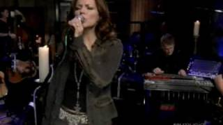 Martina McBride - AOL Sessions - You Win Again