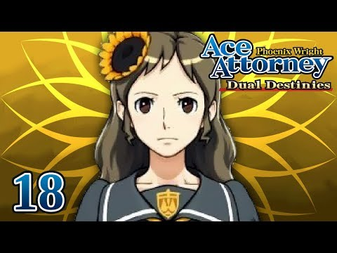 FRIENDS FOREVER - Let's Play - Phoenix Wright: Ace Attorney: Dual Destinies - 18 - Playthrough