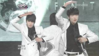 [MP4 DL] 111223 INFINITE - Be Mine + Paradise @ Music Bank