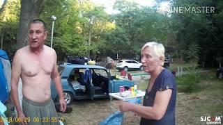 Неадекватні туристи з Краснодара