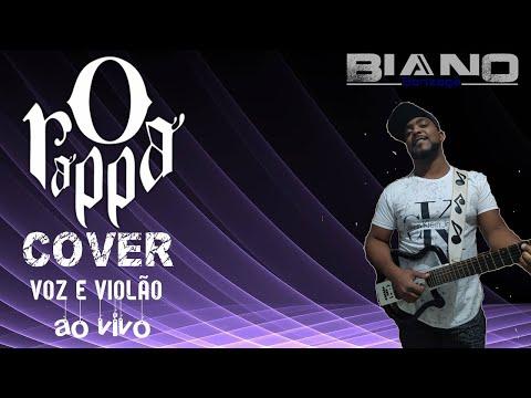 Voz e Violão Barzinho Acústico Ao vivo - O RAPPA cover - Música Pop Nacional