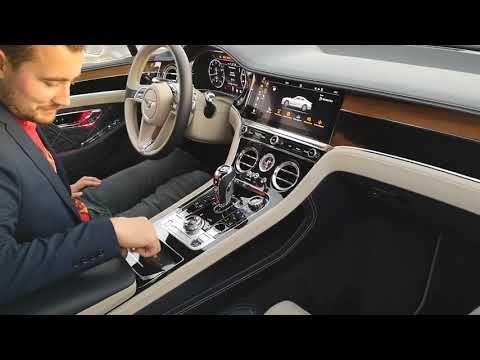 Walkaround interior exterior Bentley Continental GT W12 First Edition 2018