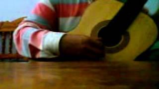 Nắng ấm quê hương- guitar binhnguyentrans tu suong