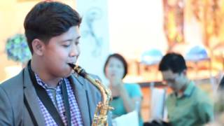 How Deep Is Your Love - Joshua Ron Suarez Alto Sax (Remastered)