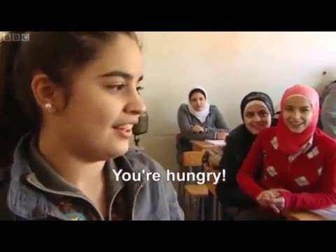 Syrian School Part 2   Rap Refugees (BBC 2011)