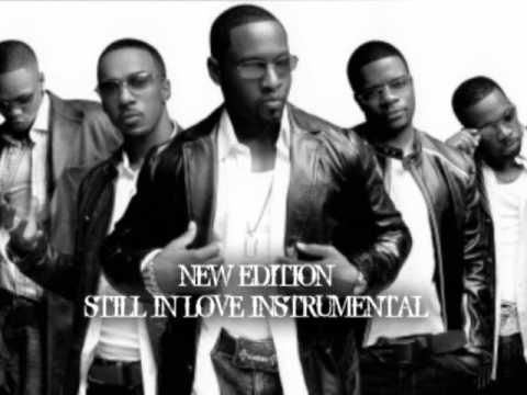 New Edition Still In Love Instrumental