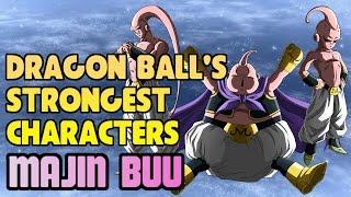 The Strongest In Dragon Ball - Majin Buu