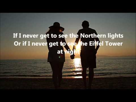 Die A Happy Man (Lyric Audio)-Thomas Rhett