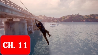 hidden in plain sight uncharted 4 a thief s end walkthrough gameplay chapter 11
