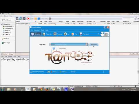 download torrent using college wifi