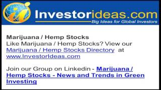 Investorideas talks to  CEO of  #Cannabis Mutual Fund in the US
