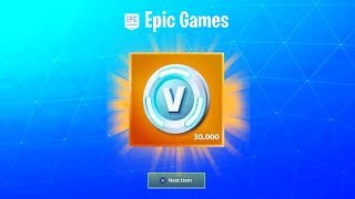 Comment obtenir GRATUIT V BUCKS RIGHT MAINTENANT! (PREUVE) Fortnite GRATUIT REWARDS GLITCH - France Saison 8 / 9 VBUCKS GRATUIT
