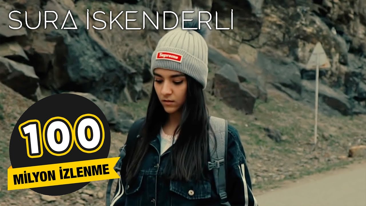 Sura İskəndərli - Yaram Derinden ( Official Video )