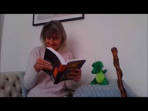 Helen Dewdney reads about draconite from Sammy Rambles & The Floating Circus
