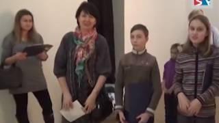 видео Всей семьей в музей