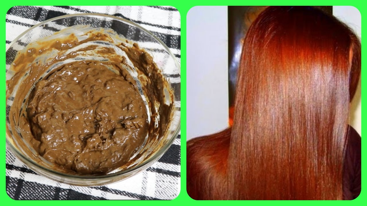 Mehndi For The Hair : Diy henna pack for getting glossy red hair colour deep