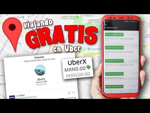 RECORRIENDO LA CIUDAD GRATIS EN UBER   VlogsPaper
