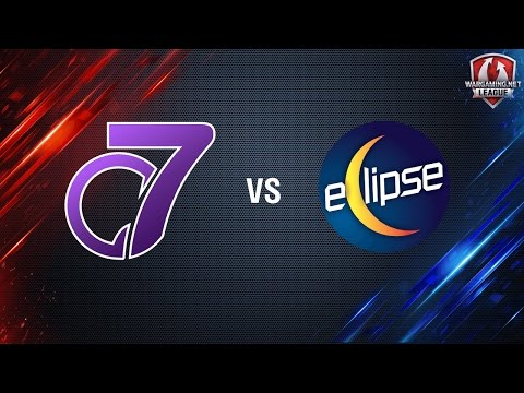 World of Tanks - o7 vs eClipse - WGLNA S2 2016-2017 Week 9 Day 1