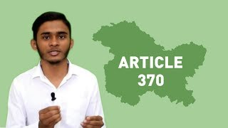 5 things you must know about Kashmir and  Article 370