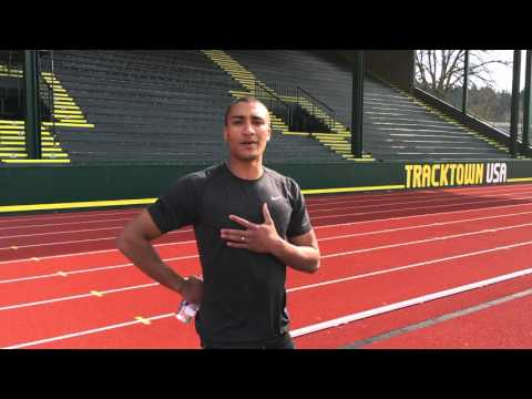 Ashton's 400m Workout