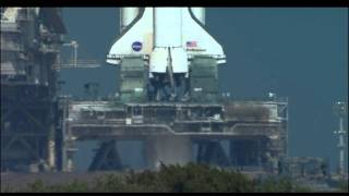 Space Shuttle Endeavour Launch (STS-99) (HD, 720p)