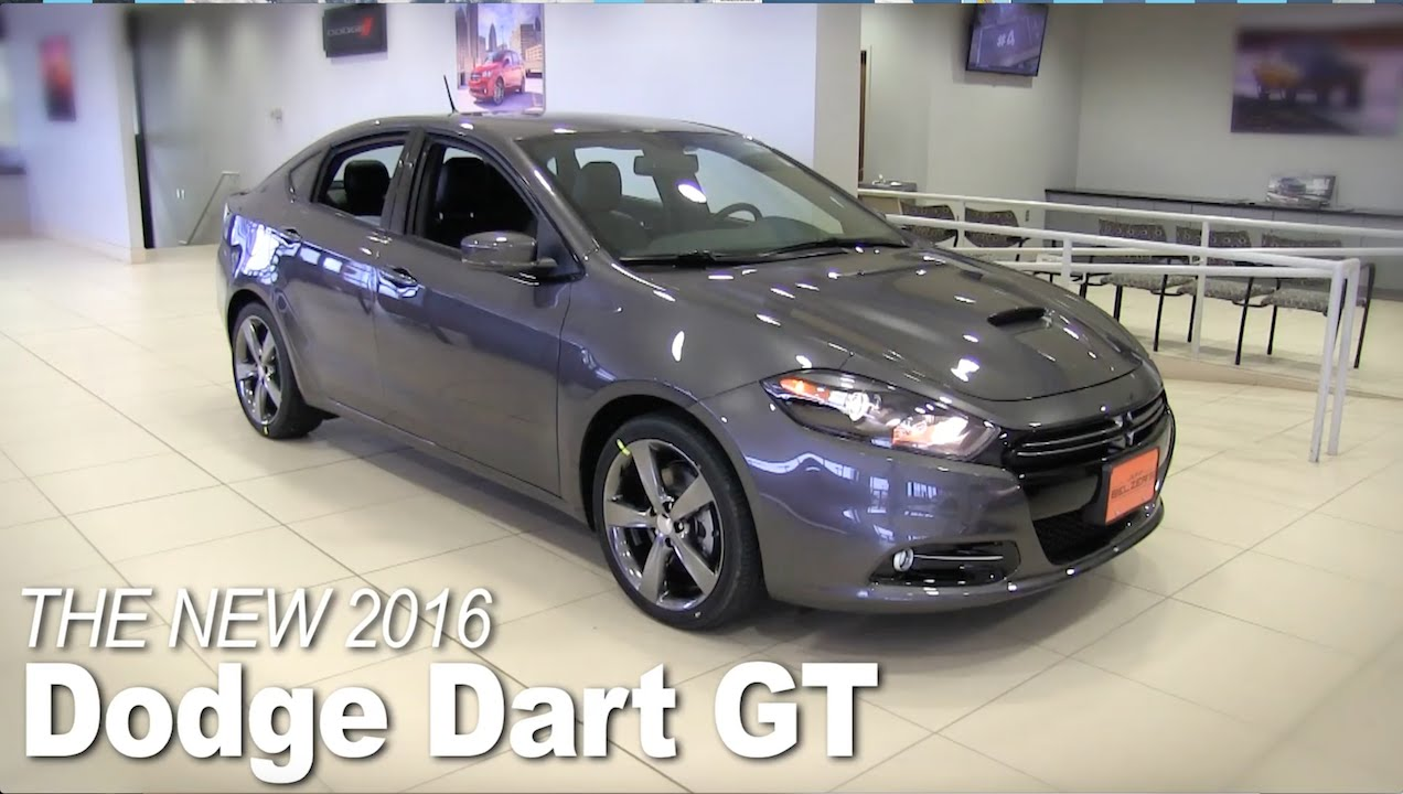 2016 Dodge Dart Gt >> New 2016 Dodge Dart Gt Lakeville Bloomington Burnsville Minneapolis St Paul Mn Dart Specs