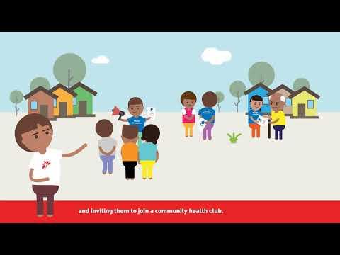 WASH Community Health Clubs Zimbabwe