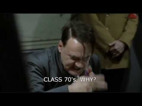 Hitler Finds About Colas Class 70's