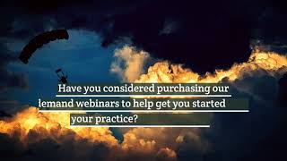On-demand webinars to get you started with your marketing