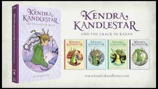Kendra Kandlestar and the Crack in Kazah ~ official book trailer