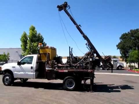 2000 Mobil B47HD Drill Rig (1) for sale