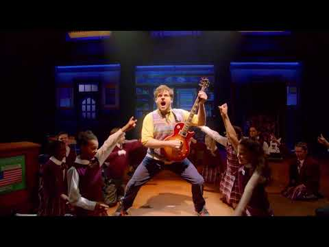 SCHOOL OF ROCK   Coming to Dallas August 2018